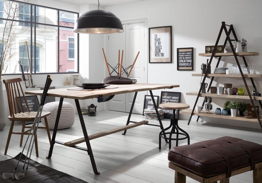 Como tener un diseño industrial en casa con mucho estilo