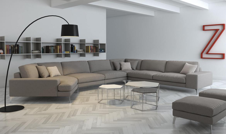 Decoración con muebles modulares en mono ambientes