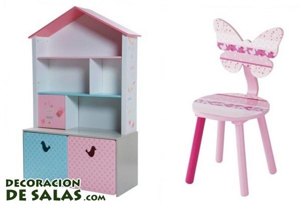 Muebles infantiles Vertbaudet