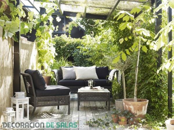 5 Terrazas Y Jardines De Ikea Para Este Verano Decoración