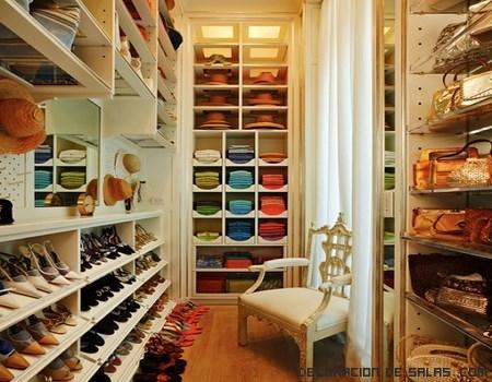 Ideas para organizar la ropa