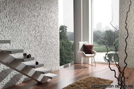 Plaquetas decorativas decoraci n de salas for Plaquetas decorativas para exterior