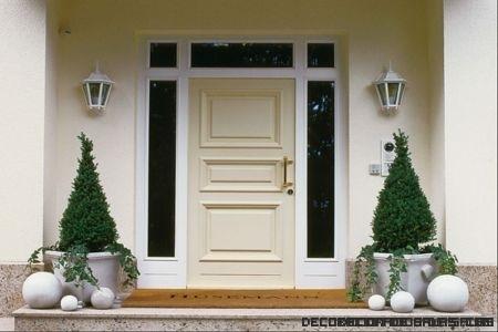 Decora la puerta de entrada decoraci n de salas for Decoracion de la puerta de entrada