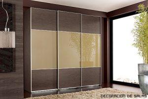 Tipos de puertas para los armarios