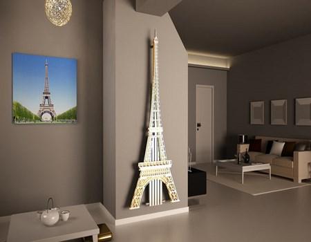 Radiador original Torre Eiffel