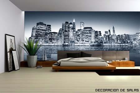 Tipos de recubrimientos para paredes