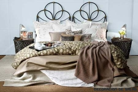 Elige la ropa de cama adecuada