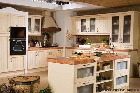 Claves para una cocina rústica