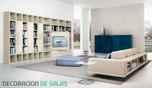 Cómo decorar nuestra sala con un estilo contemporáneo