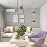 decoración casa pequena