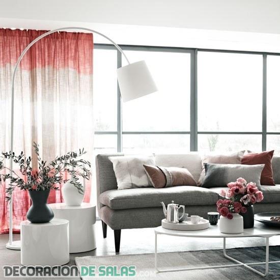 Decora tu hogar con el efecto degradado