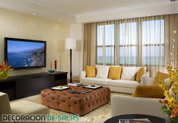 Consejos prácticos para tu decoración del salón