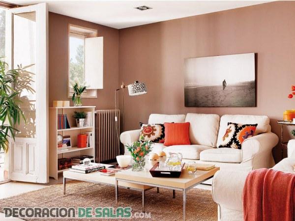 Ideas para distribuir los muebles en el salón