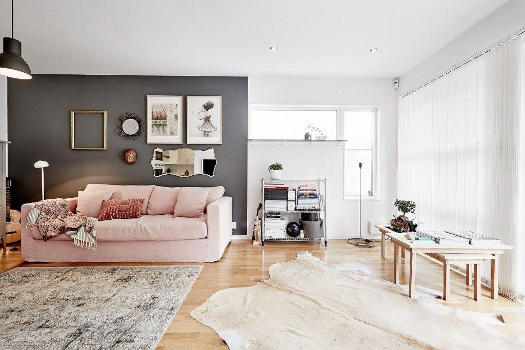 Los colores que están de moda en el 2019 para decorar interiores