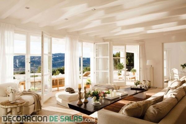 Cómo intensificar la luz para tu salón