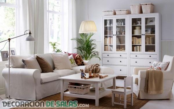 Decora tu salón gracias a Ikea