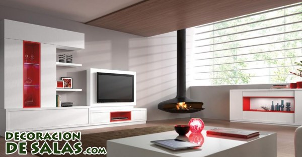 3 estilos de decoración para tu salón