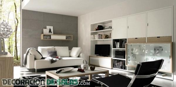 Cómo decorar salones para crear un ambiente cómodo