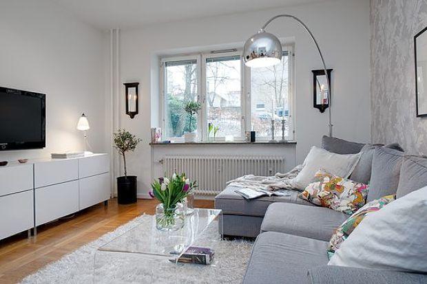 Decoración de salas pequeñas, ideas y consejos