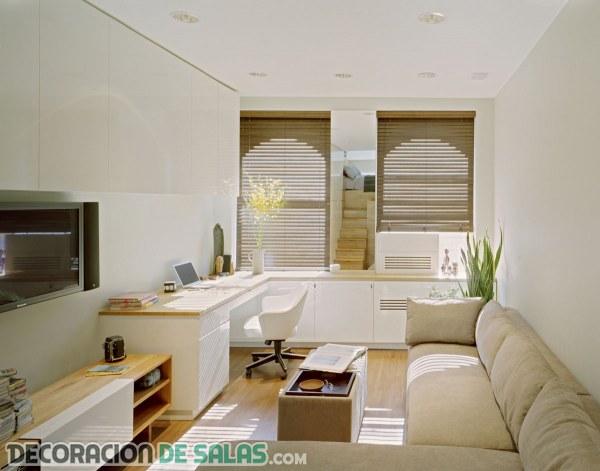 Rincones especiales en pequeños apartamentos