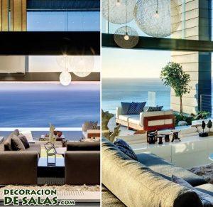 Salones con vistas espectaculares