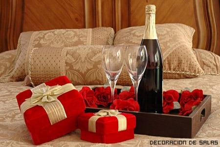 Dormitorio en San Valentin