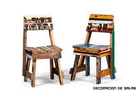 Muebles africanos de Artlantique