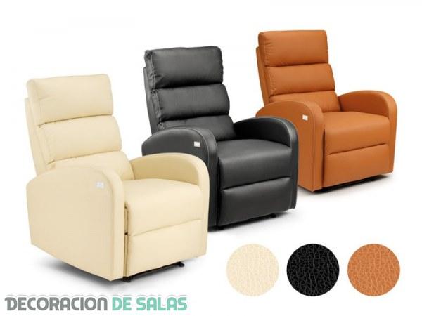 Apuesta por una vida más cómoda con el sillón relax