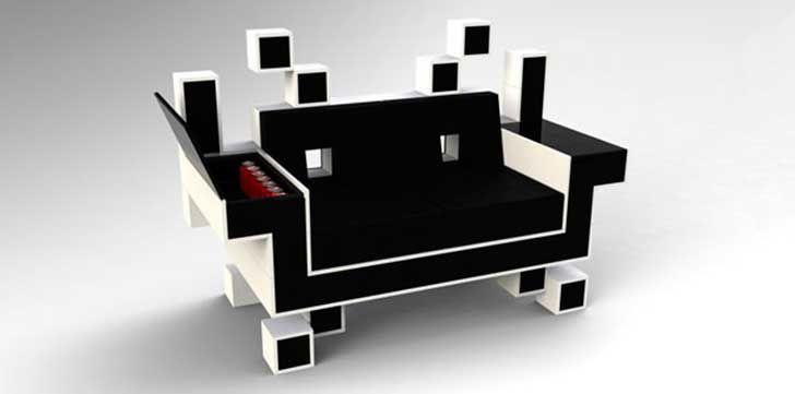 Los sofás más creativos para tu hogar
