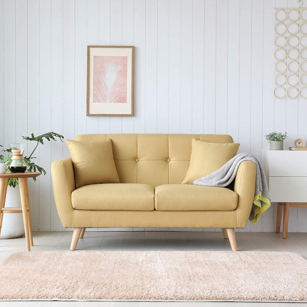 decoración sofa estilo nordico