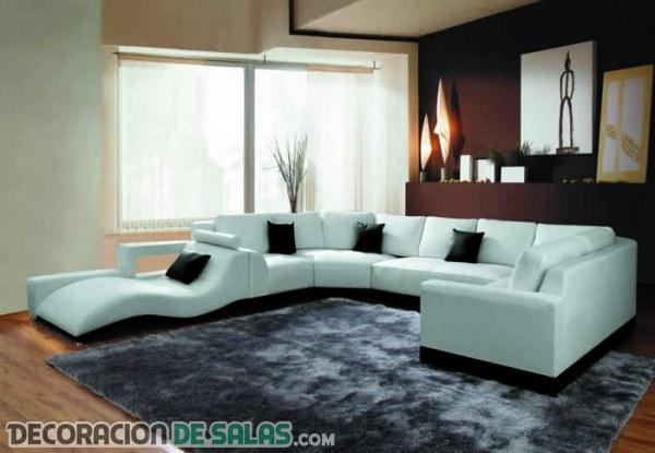 7 sofás modernos