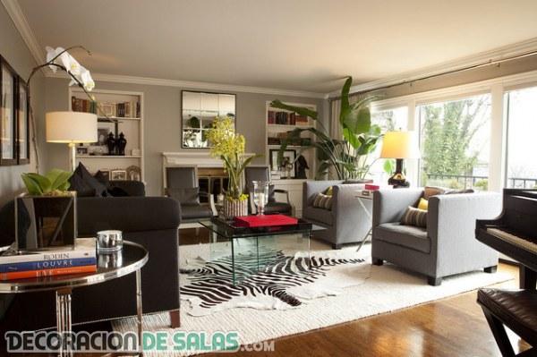 Combina los sofás de tu casa