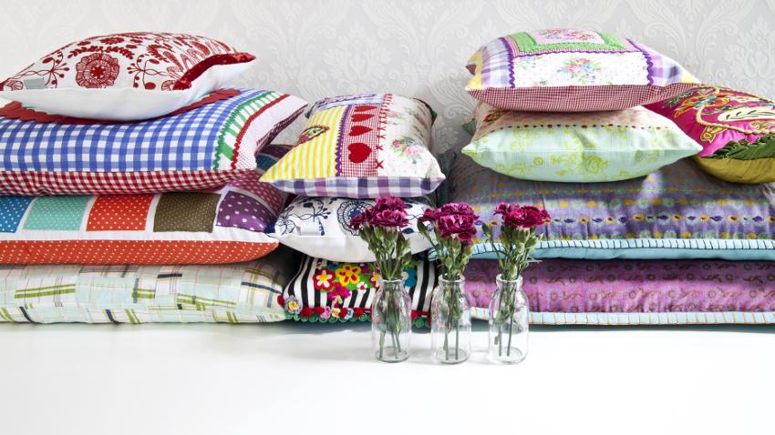 Las mejores telas para decorar tu hogar