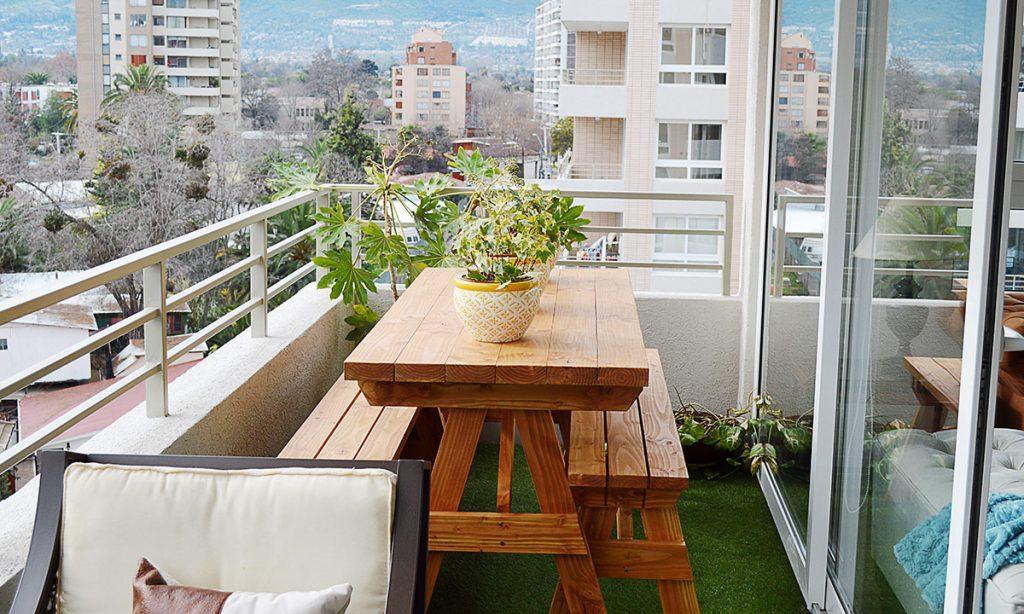 Decoración De Terrazas Y Jardines Decoración De Salas