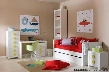 Una habitación para cada niño